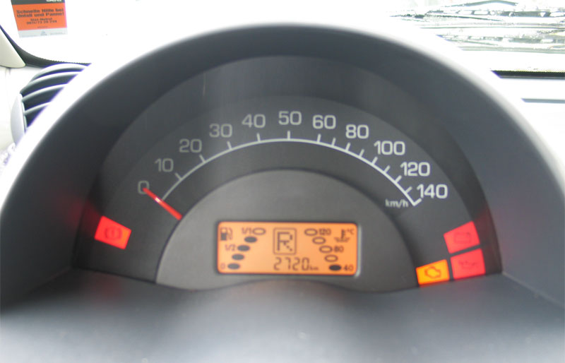 And You Know What S Funny European 451s Have A Temperature Gauge Too