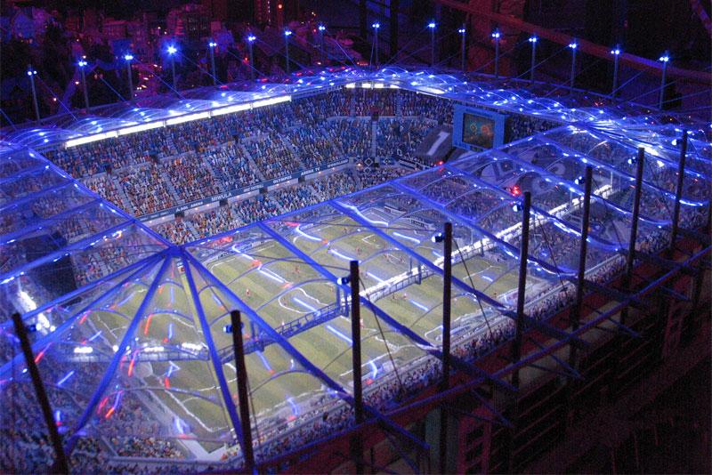 Nuevos Estadios Aol-arena