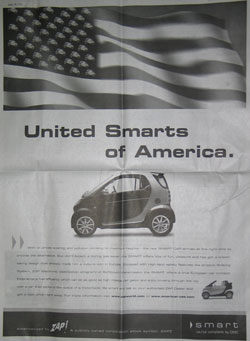 ad: The United Smarts of America!